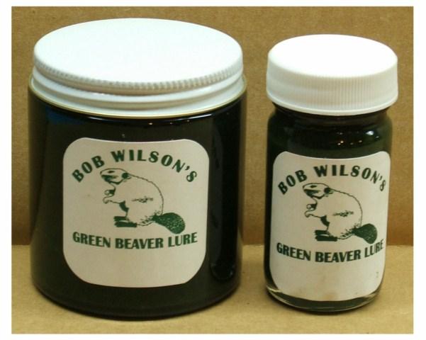 Wilson's Green Beaver Lure #wilson12